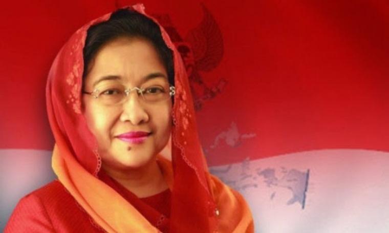 Megawati Soekarnoputri. (Dok: profilpedia)