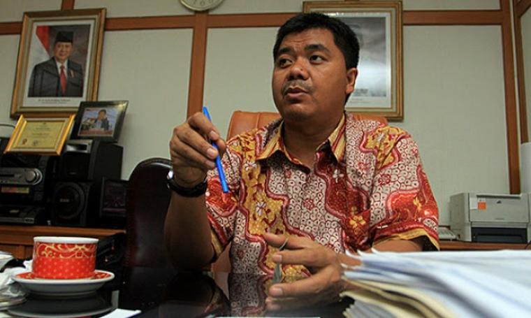 Ketua KPU baru, Juri Ardiantoro. (Dok: bentengnkri)