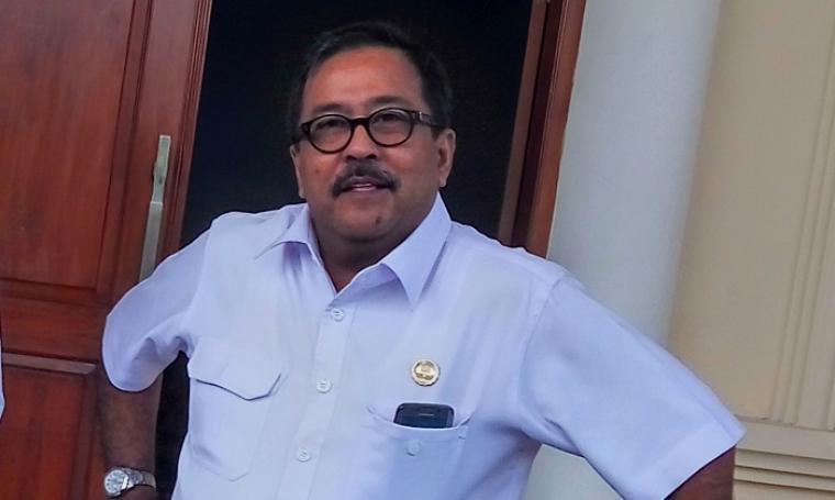 Gubernur Banten, Rano Karno. (Foto: TitikNOL)
