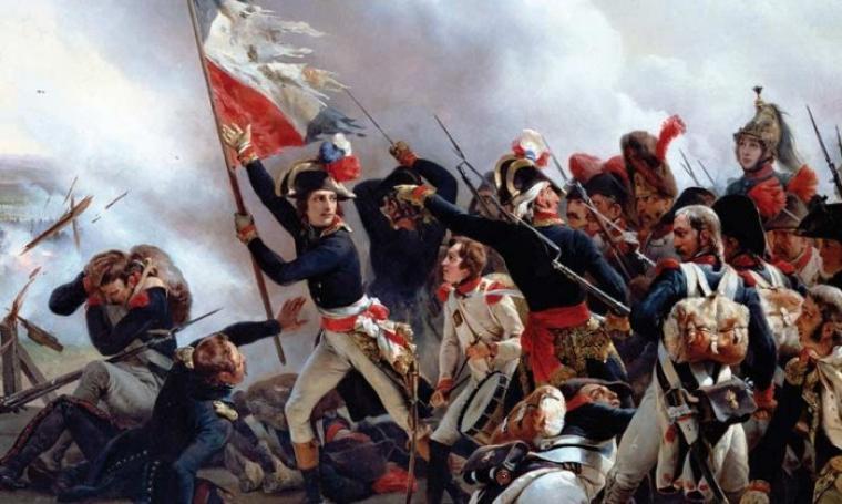 Ilustrasi Revolusi Prancis 1789-1799. (Dok: thegreatcourses)