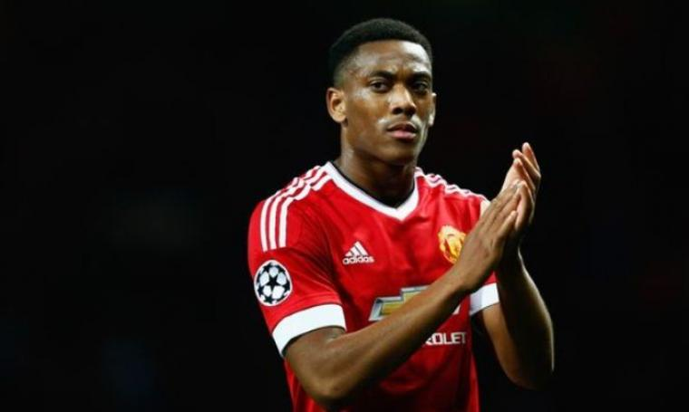 Anthony Martial. (Dok: mirror)