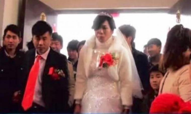 Wang dari Huaiyang saat menikahi kekasihnya yang ternyata pria juga. (Dok: worldst)