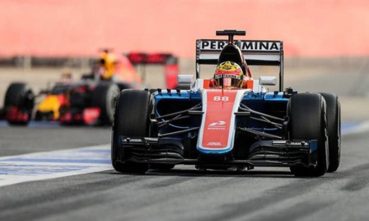 Pembalap F1 Rio Haryanto. (Dok: Dailymirror)