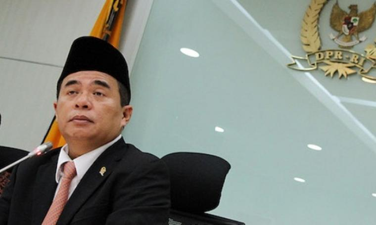 Ketua DPR RI, Ade Komarudin. (Dok: satuharapan)