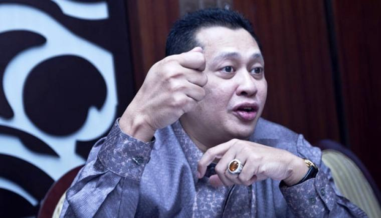 Ketua Komisi III DPR RI Bambang Soesatyo. (Dok:tempo)