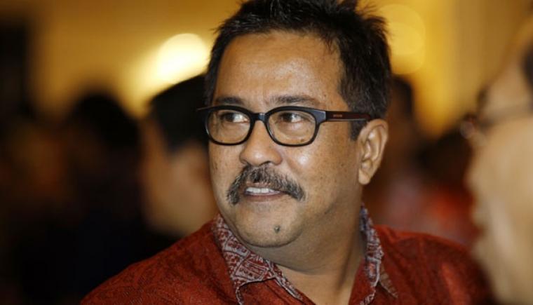 Rano Karno cari wakil yang punya niat kuat untuk membangun Banten