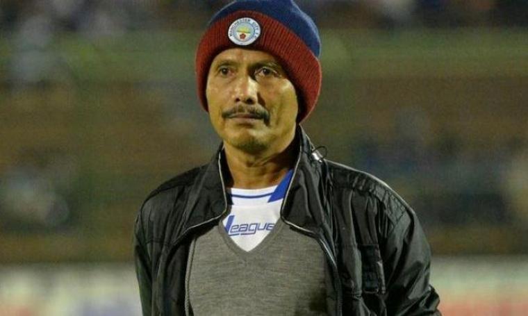 Pelatih Persib Bandung, Djadjang Nurdjaman. (Dok: Tribunnews)