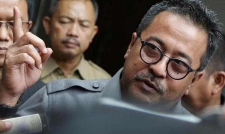 Gubernur Banten, Rano Karno. (Dok: liputan6)