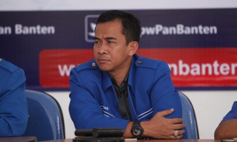 Ketua DPW PAN Banten Masrori. (Dok: bantenperspektif)