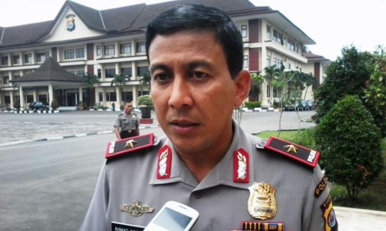 Kapolda Banten, Brigjen Pol Ahmad Dofiri. (Dok: bantenhits)