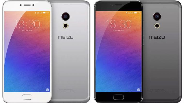 Meizu Pro 6 Plus. (Dok: specphone)