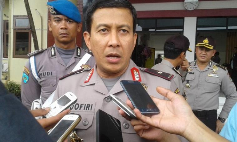 Kapolda Banten, Brigjen Pol Ahmad Dofiri. (Dok: bantenpos)