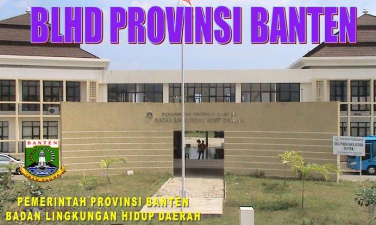 BLHD Provinsi Banten. (Dok: slideplayer)