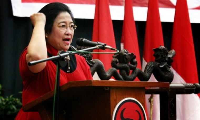 Ketua Umum PDI Perjuangan, Megawati Soekarnoputri. (Dok: okezone)