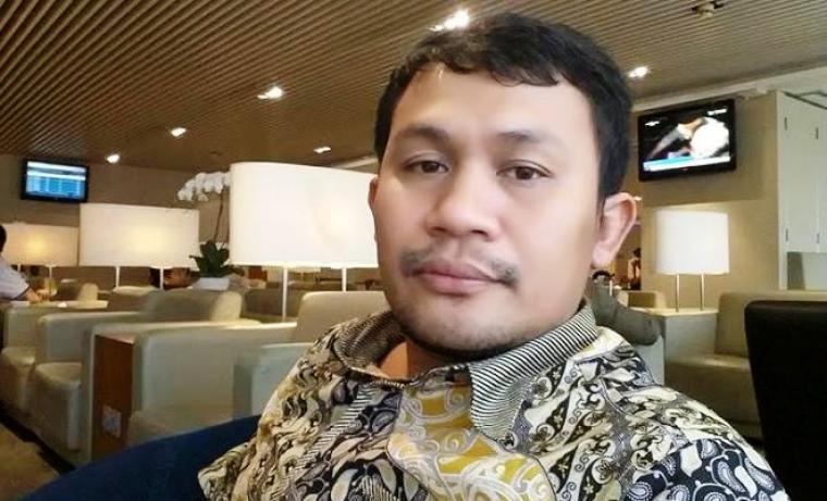Wakil Ketua DPD Gerindra Provinsi Banten Ade Hidayat. (Dok: bantenperspektif)