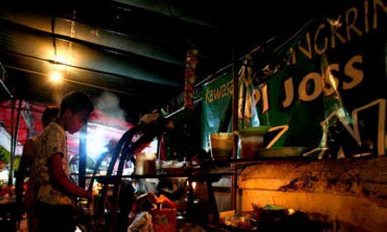 Angkringan Kopi Jos Lek Man suguhkan kopi yang disajikan secara berbeda. (Dok: wisatajogja)