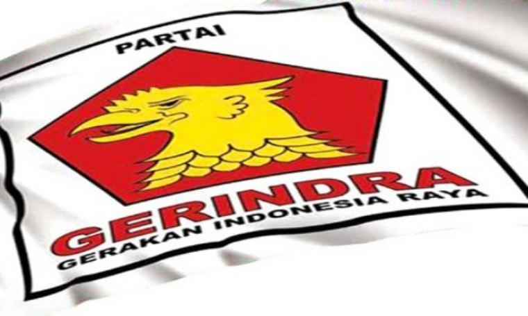 Ilustrasi Partai Gerindra. (Dok: Indowarta)