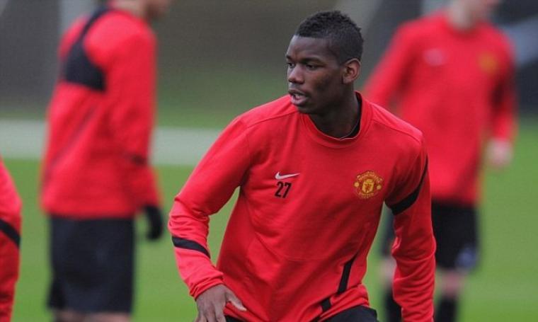 Paul Pogba saat menjadi pemain Manchester United. (Dok: dailymail)