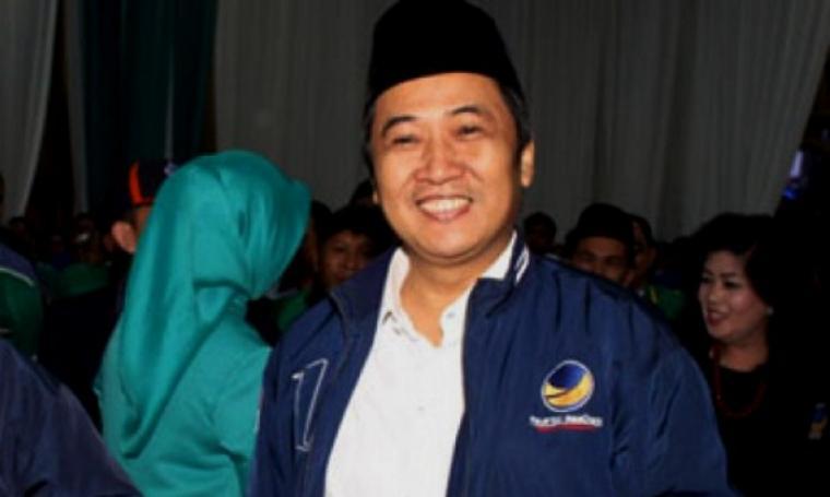Ketua DPW NasDem Banten, Wawan Iriawan. (Dok: indoelection)