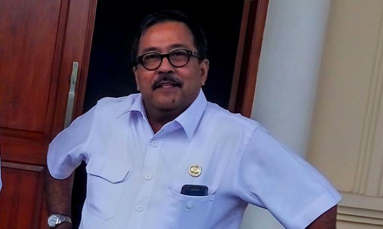 Gubernur Banten, Rano Karno. (Dok: TitikNOL)