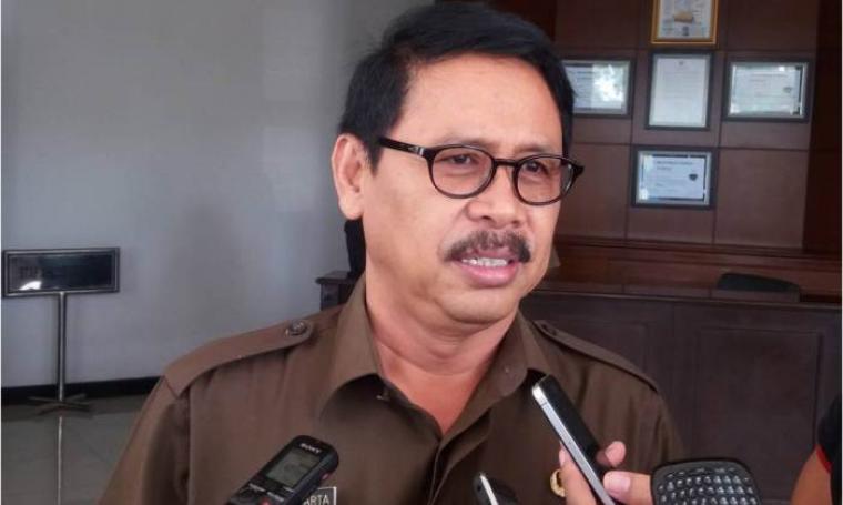 Sekda Banten, Ranta Soeharta. (Dok: beritaone)