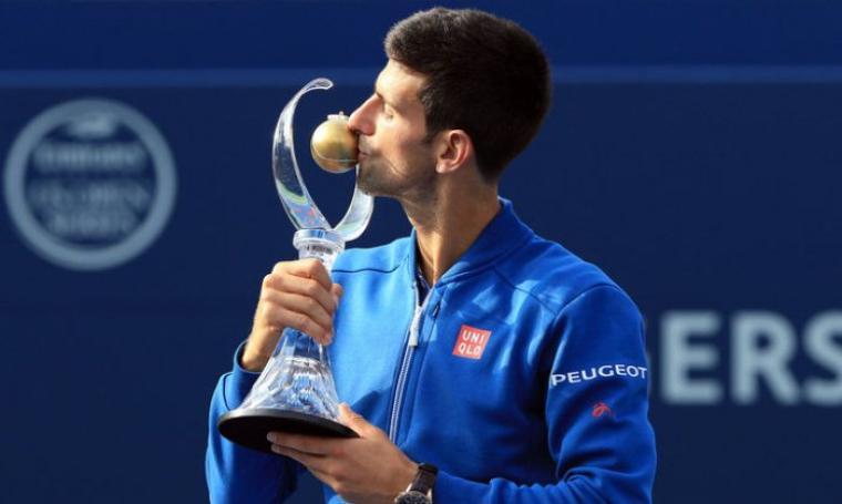 Novak Djokovic. (Dok: skysports)