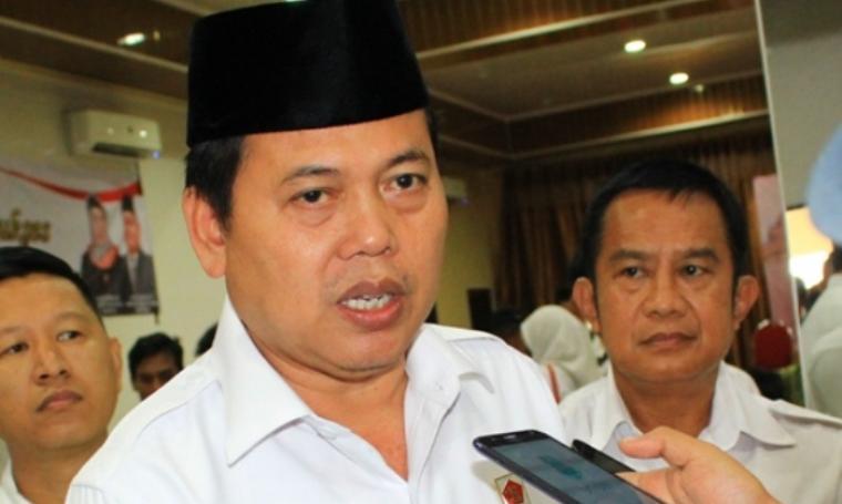 Ketua DPD Partai Gerindra Banten, Budi Heryadi. (Dok: bantenpos)