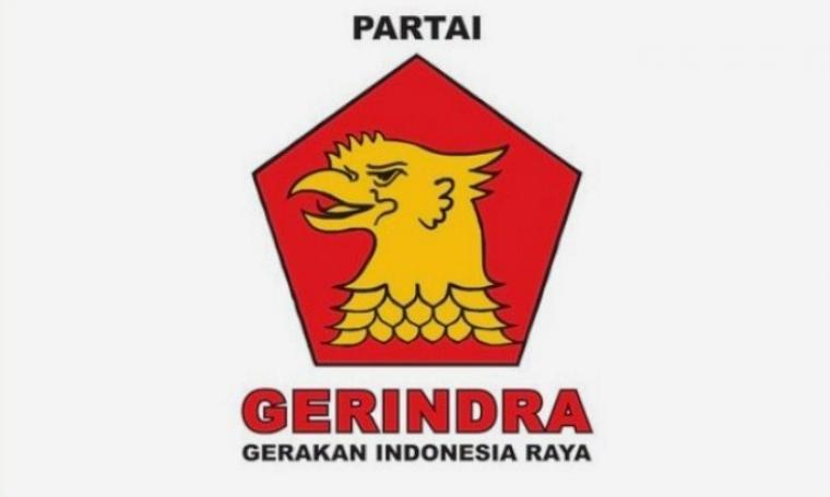 Ilustrasi Partai Gerindra. (Dok: net)