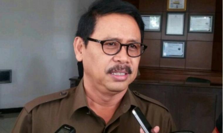 Sekda Banten, Ranta Soeharta. (Dok: beritacilegon)