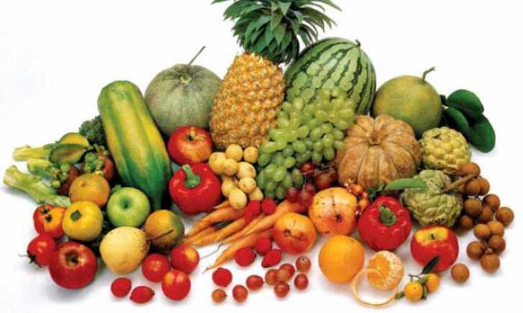 Ilustrasi makanan yang mengandung vitamin. (Dok: zonanesia)