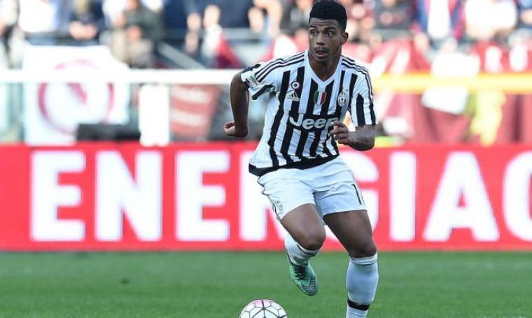 Pemain gelandang Juventus Mario Lemina. (Dok: 90min)