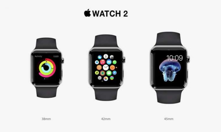 Apple Watch. (Dok: cultofmac)