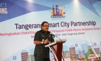 pembacaan naskah pelantikan PDBI Prov Banten. (Foto: TitikNOL)