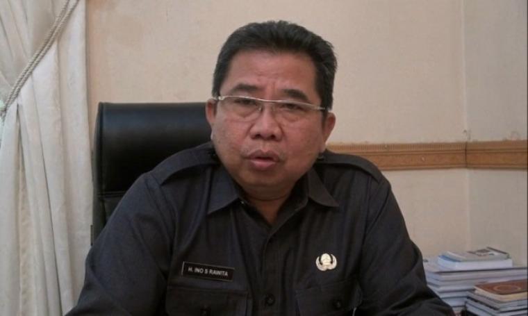 Kepala Dinas Sosial Provinsi Banten, Ino S Rawita. (Dok: radarbanten)