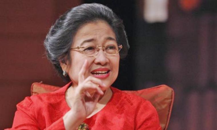 Ketua DPP PDI Perjuangan, Megawati Soekarno Putri. (Dok: indonesiakatakami)