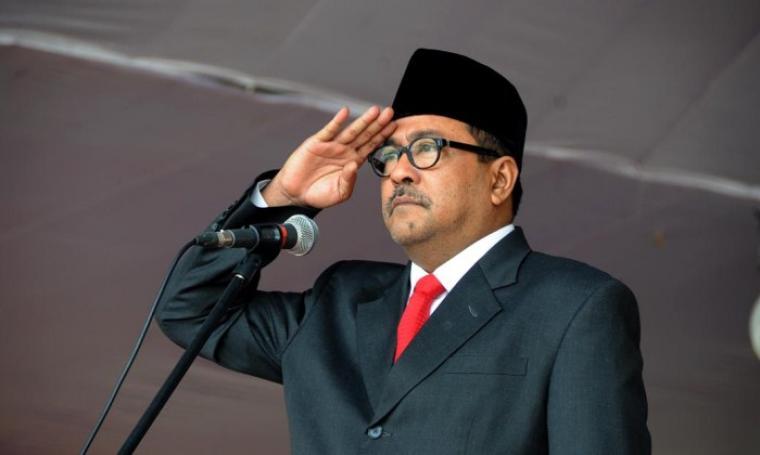 Gubernur Banten, Rano Karno. (Dok: korannonstop)