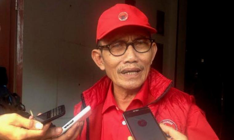 Ketua DPD PDIP Banten, Sukira. (DOk: radarbanten)