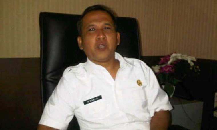 Kepala BPMPPT Pemkab Lebak, Hari Setiono. (Dok: kompas)