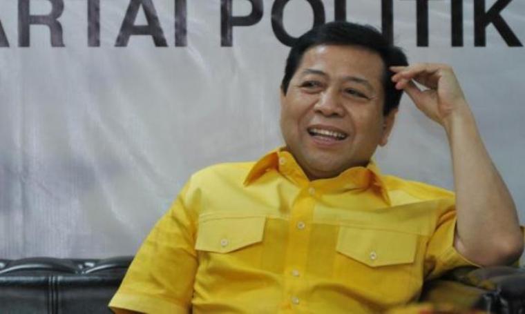 Ketua Umum Partai Golkar, Setya Novanto. (Dok: liputan6)