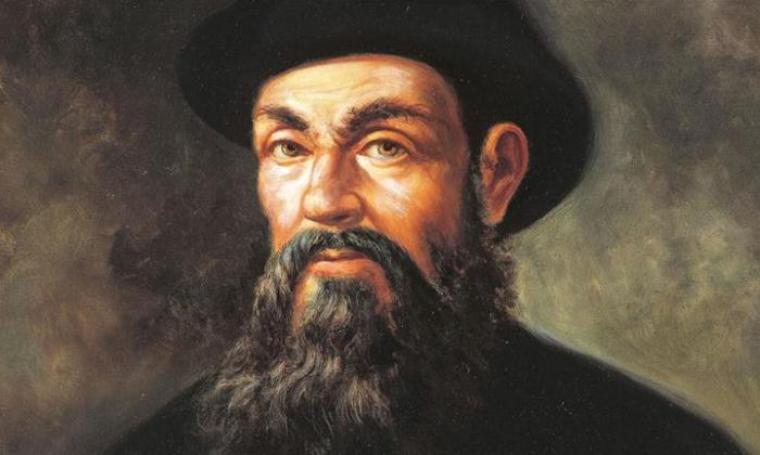 Ferdinand Magellan. (Dok: biography)