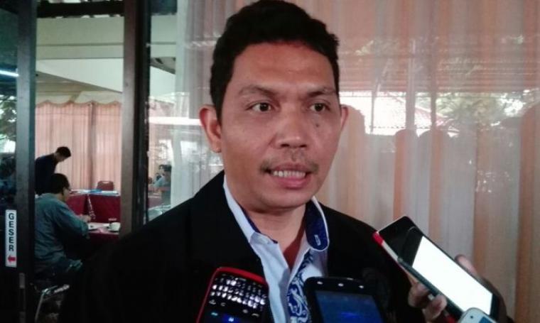 Kepala BNN Kota Cilegon, AKBP Sofyan Girsang. (Dok: TitikNOL)