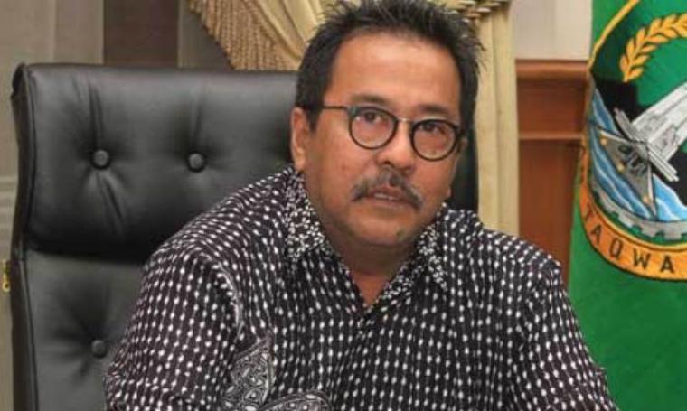 Gubernur Banten Rano Karno. (Dok: Banten)
