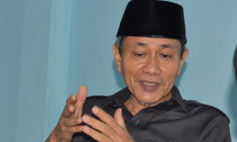 Calon Wakil Gubernur Banten, Embay Mulya Syarif. (Dok: dompetdhuafa)