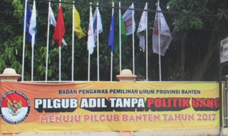 Bawaslu Provinsi Banten. (Dok: penamerdeka)