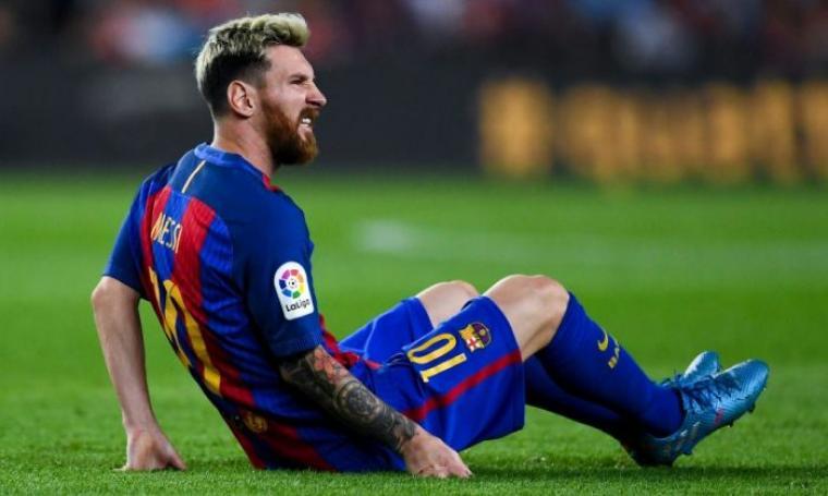 Lionel Messi. (Dok: thesun)