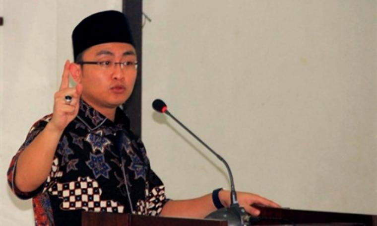 Calon Wakil Gubernur Banten, Andika Hazrumy. (Dok: tangerangrayaonline)