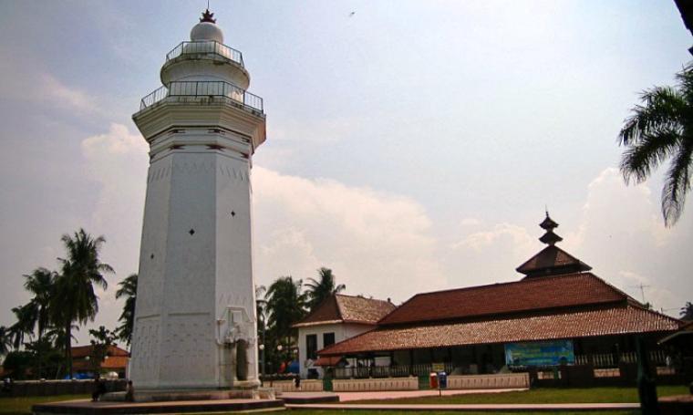 Masjid Agung Banten. (Dok: kemenag)