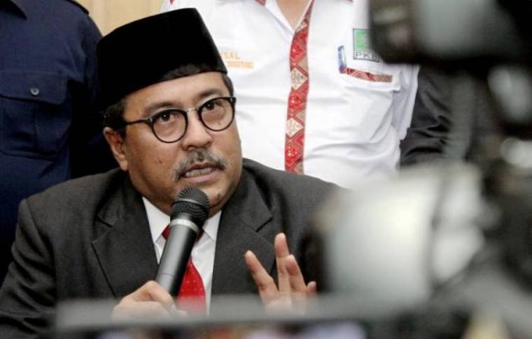 Gubernur Banten Rano Karno. (Dok:net)