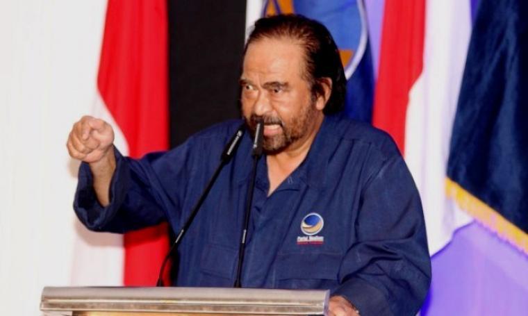 Ketua Umum Partai NasDem. Surya Paloh. (Dok: partainasdem)