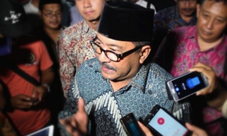 Calon petahan Gubernur Banten, Rano Karno. (Dok: republika)